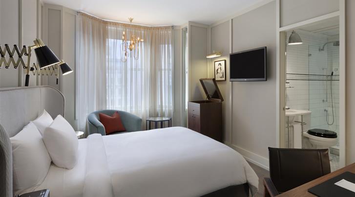 New York, Hotel The Evelyn, Superior kamer