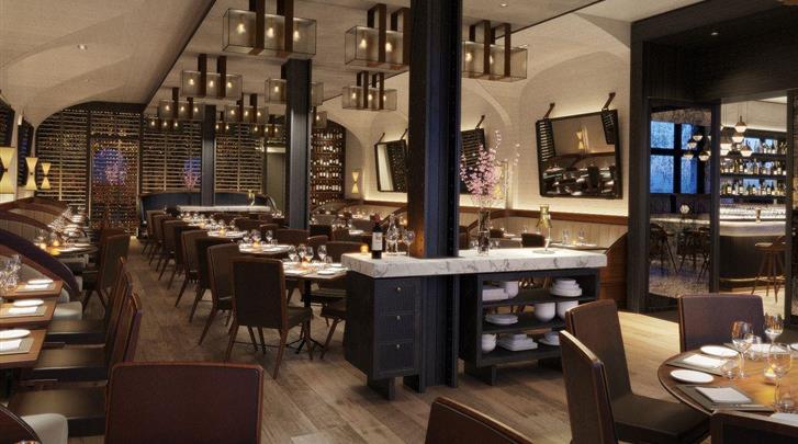 New York, Hotel The James New York NoMad, Restaurant