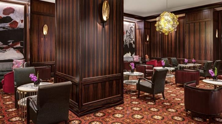 New York, Hotel The Lotte New York Palace, Lobby