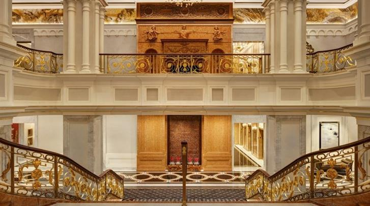 New York, Hotel The Lotte New York Palace, Lobby