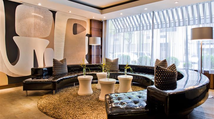 New York, Hotel The Marcel at Gramercy, Lobby