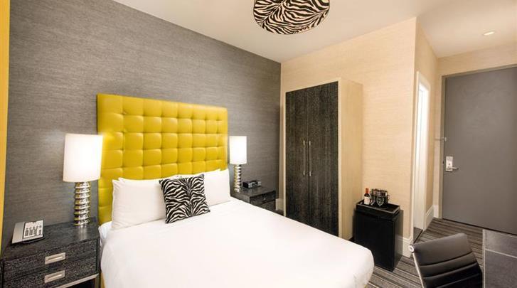 New York, Hotel The Marcel at Gramercy, Standaard kamer