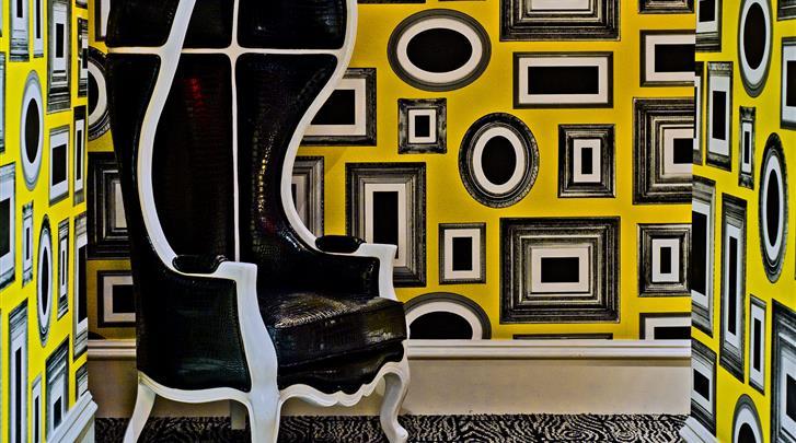 New York, Hotel The Moderne, Gang