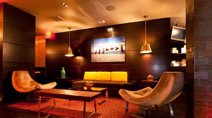 New York, Hotel The Sanctuary