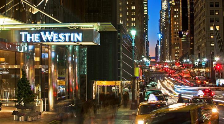 New York, Hotel The Westin New York Grand Central