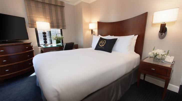 New York, Hotel Westgate New York Grand Central, Kamervoorbeeld