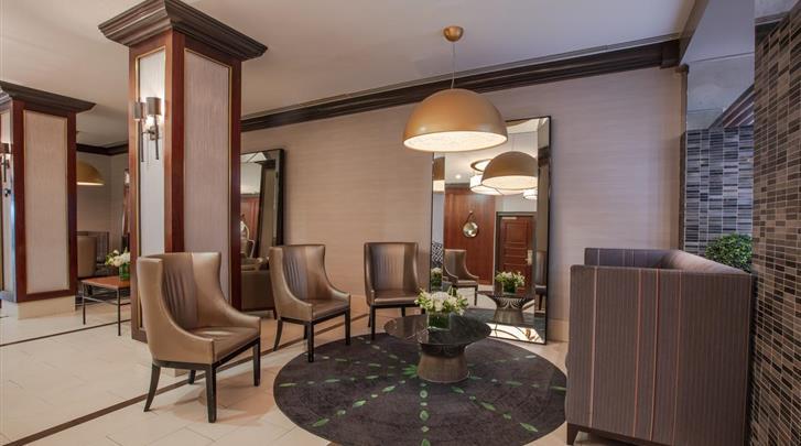 New York, Hotel Westgate New York Grand Central, Lobby