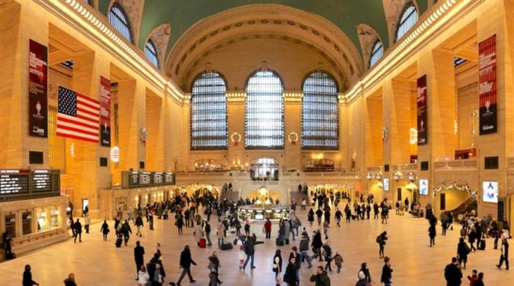 New York, Hotel Westgate New York Grand Central, Op loopafstand van de Grand Central Station