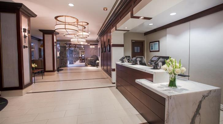New York, Hotel Westgate New York Grand Central, Receptie