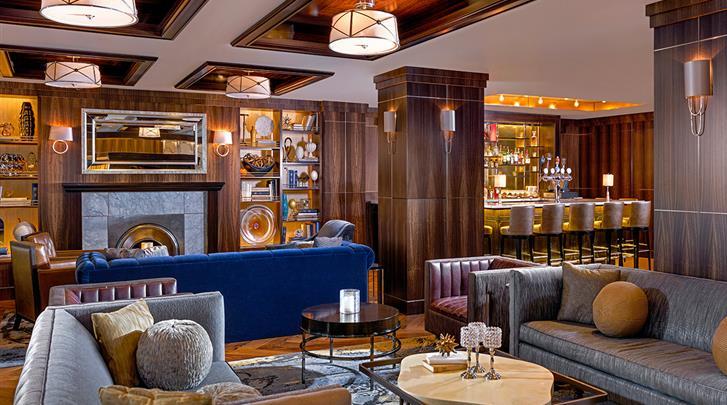 New York, Hotel WestHouse, Hotel bar
