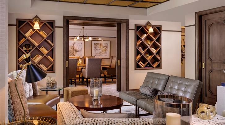 New York, Hotel WestHouse, Lobby