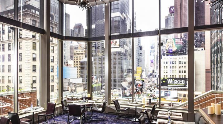 New York, Novotel New York Times Square, Restaurant