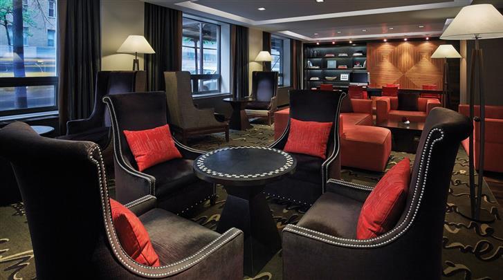 New York, Shelburne NYC - an Affinia hotel, Lobby