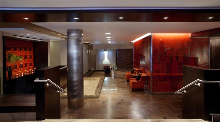 New York, Shelburne NYC - an Affinia hotel, Lobby