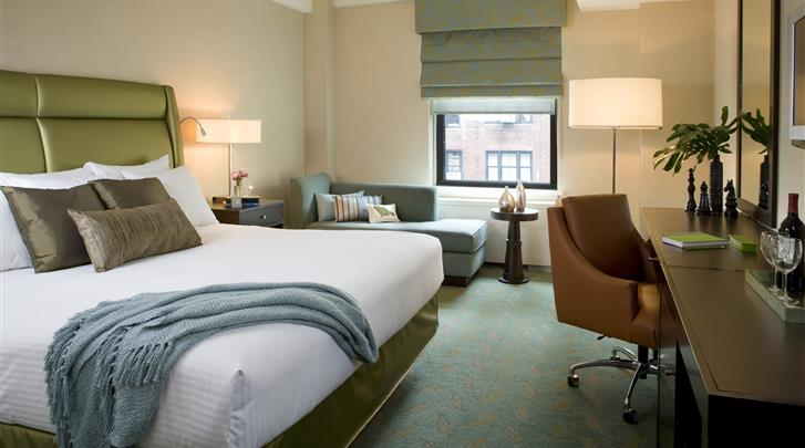 New York, Shelburne NYC - an Affinia hotel, Standaard kamer