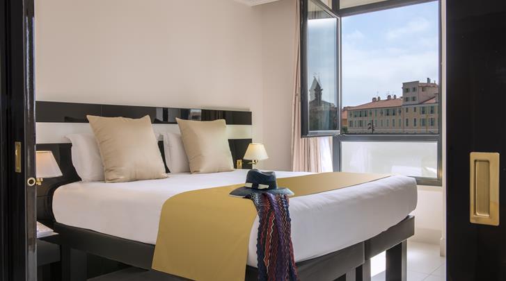 Nice, Hotel Aston la Scala, Standaard kamer
