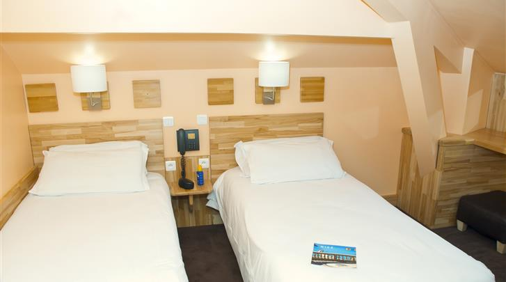 Nice, Hotel Comté de Nice, Standaard kamer