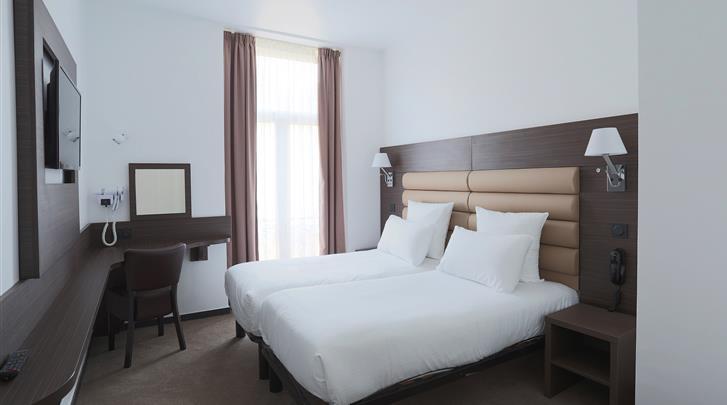 Nice, Hotel l'Annexe, Standaard kamer