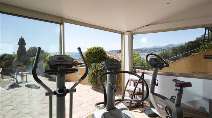 Nice, Hotel La Perouse, Fitness