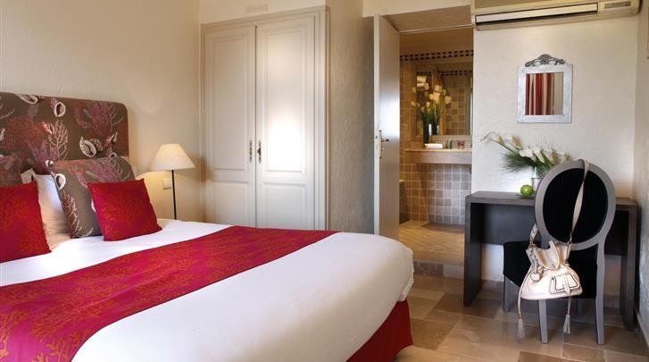 Nice, Hotel La Perouse, Standaard kamer