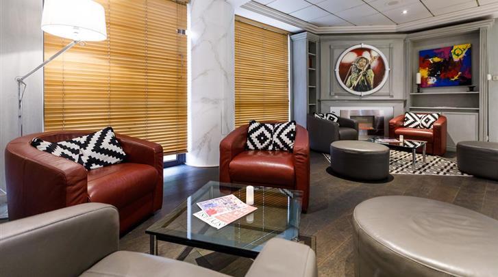 Nice, Hotel Nice Riviera, Lobby