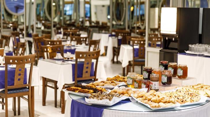 Nice, Hotel Nice Riviera, Restaurant