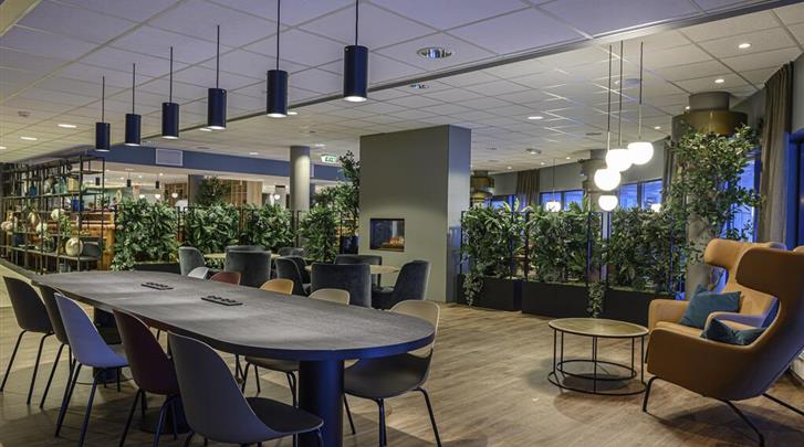 Oslo, Hotel Anker Oslo, Lobby