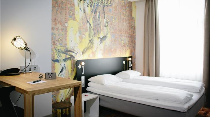 Oslo, Hotel Comfort Grand Central