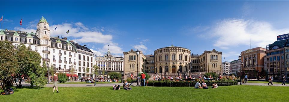 Oslo, Oslo stedentrip