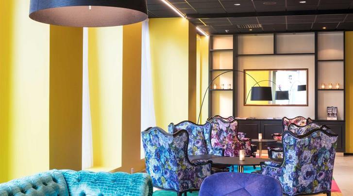 Oslo, Thon Hotel Spectrum, Lobby