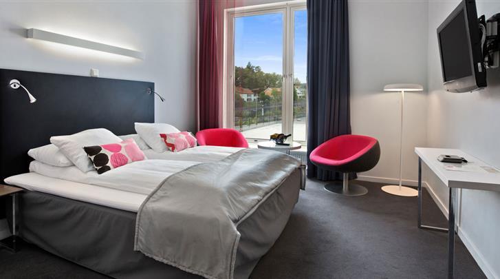 Oslo, Thon Hotel Ullevaal Stadion, Superior kamer
