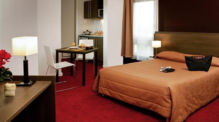 Parijs, Aparthotel Adagio Access Paris La Villette, Studio - Appartement
