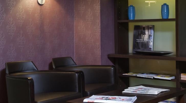 Parijs, Aparthotel Adagio Paris Haussmann, Lobby