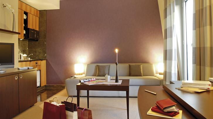 Parijs, Aparthotel Adagio Paris Haussmann, Studio