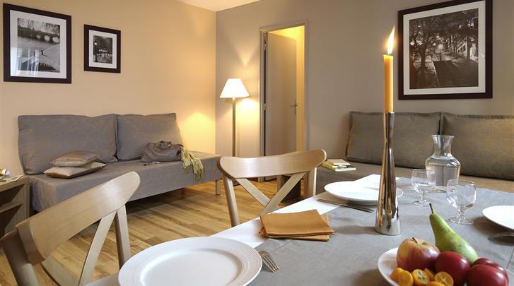Parijs, Aparthotel Adagio Paris Montmartre, Studio