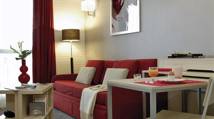 Parijs, Aparthotel Adagio Paris Montrouge