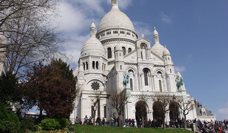 Parijs, De Sacré-Coeur