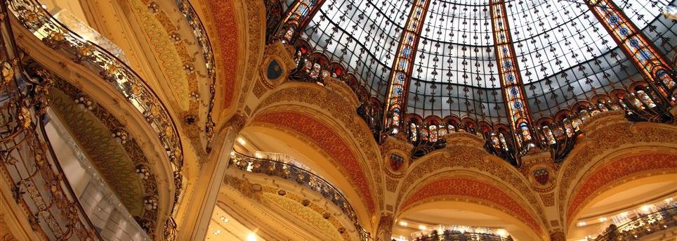 Parijs, Galeries Lafayette Parijs