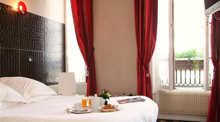 Parijs, Hotel Aida Marais