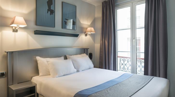 Parijs, Hotel Basss, Standaard kamer