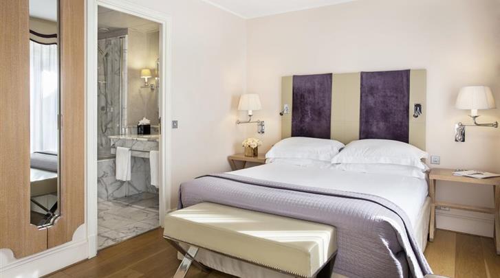Parijs, Hotel Castille, Superior kamer