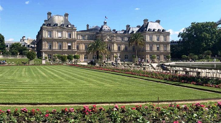 Parijs, Hotel Des Mines, Nabij Les Jardins du Luxembourg