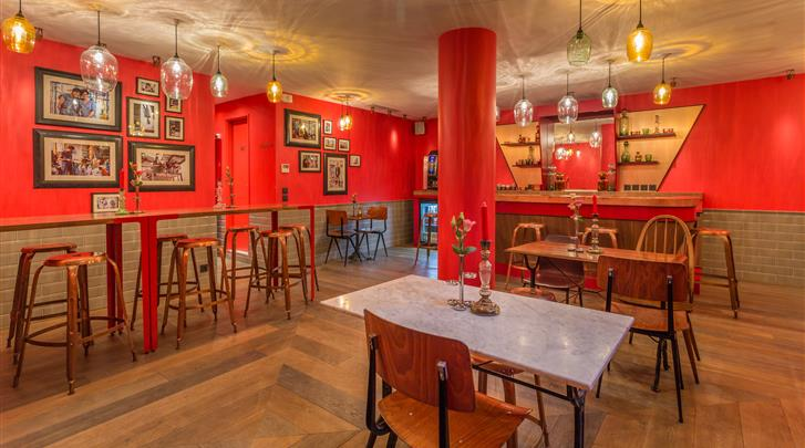 Parijs, Hotel Exquis, Hotel bar