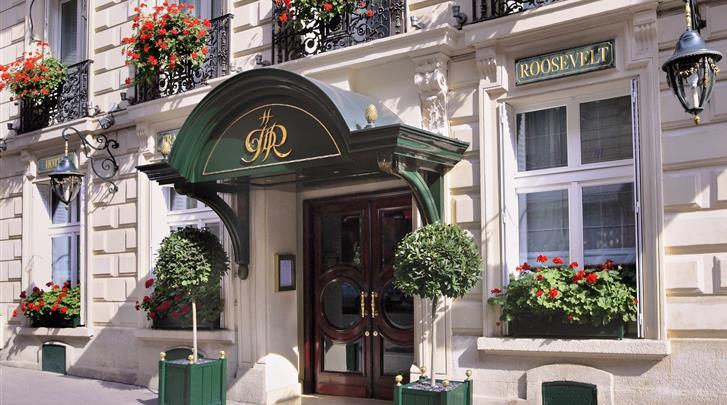 Parijs, Hotel Franklin D. Roosevelt