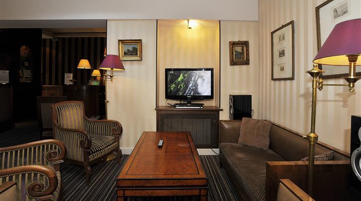 Parijs, Hotel George Sand Courbevoie, Lounge