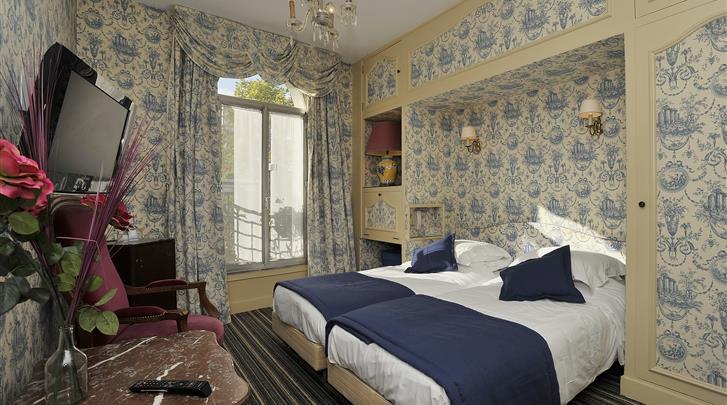 Parijs, Hotel George Sand Courbevoie, Standaard kamer
