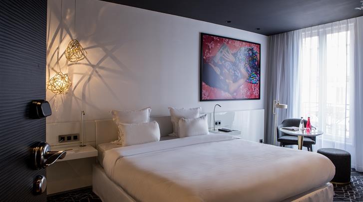 Parijs, Hotel Le Général, Privilege kamer