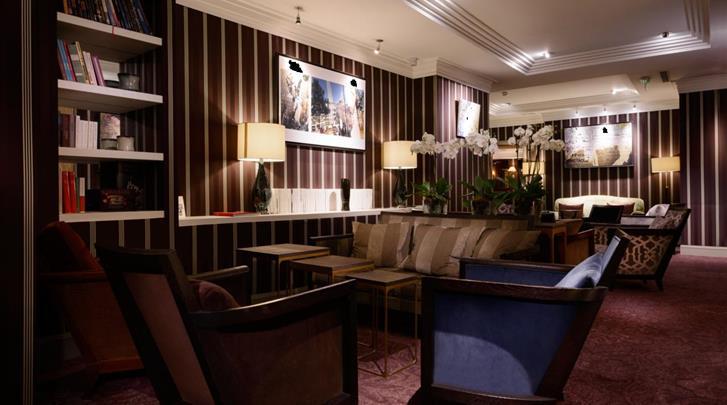 Parijs, Hotel le Mathurin, Lobby