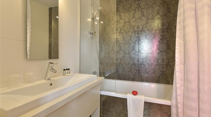 Parijs, Hotel Le Quartier Bercy-Square, Privilege badkamer