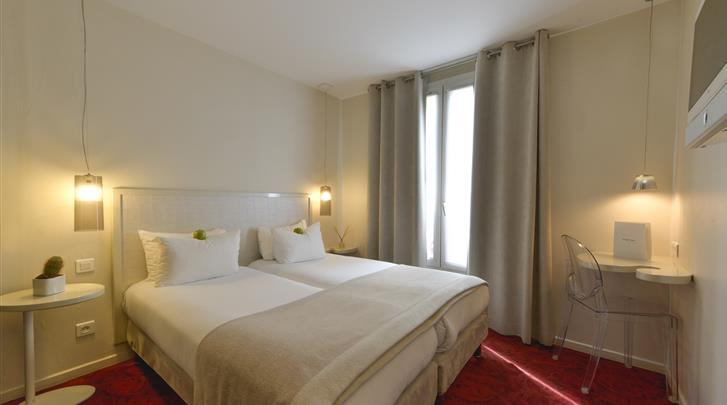 Parijs, Hotel Le Quartier Bercy-Square